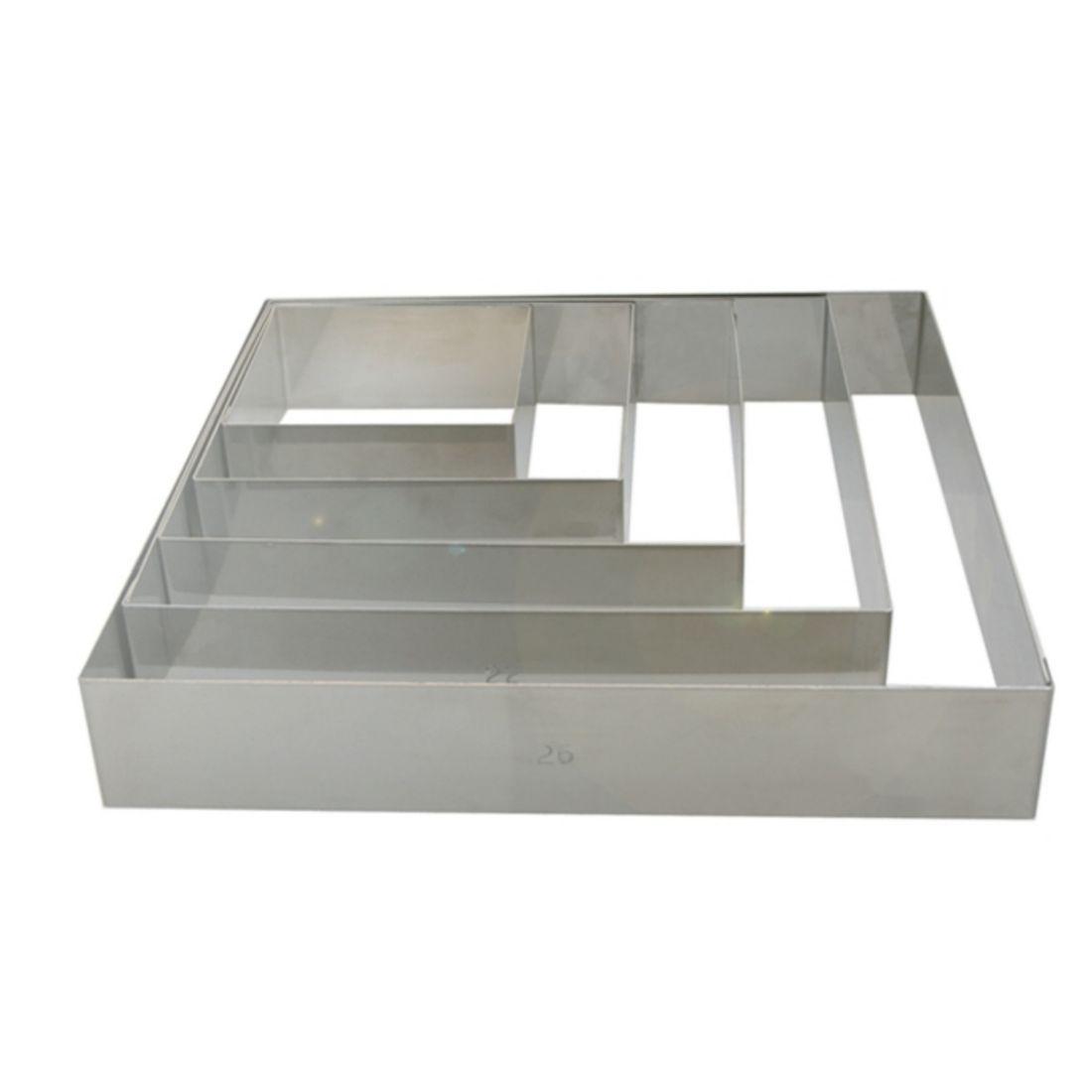 Forma čtvercová 6x6 cm