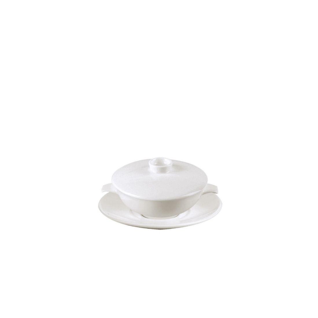 Nano miska na polévku s víčkem 27 cl