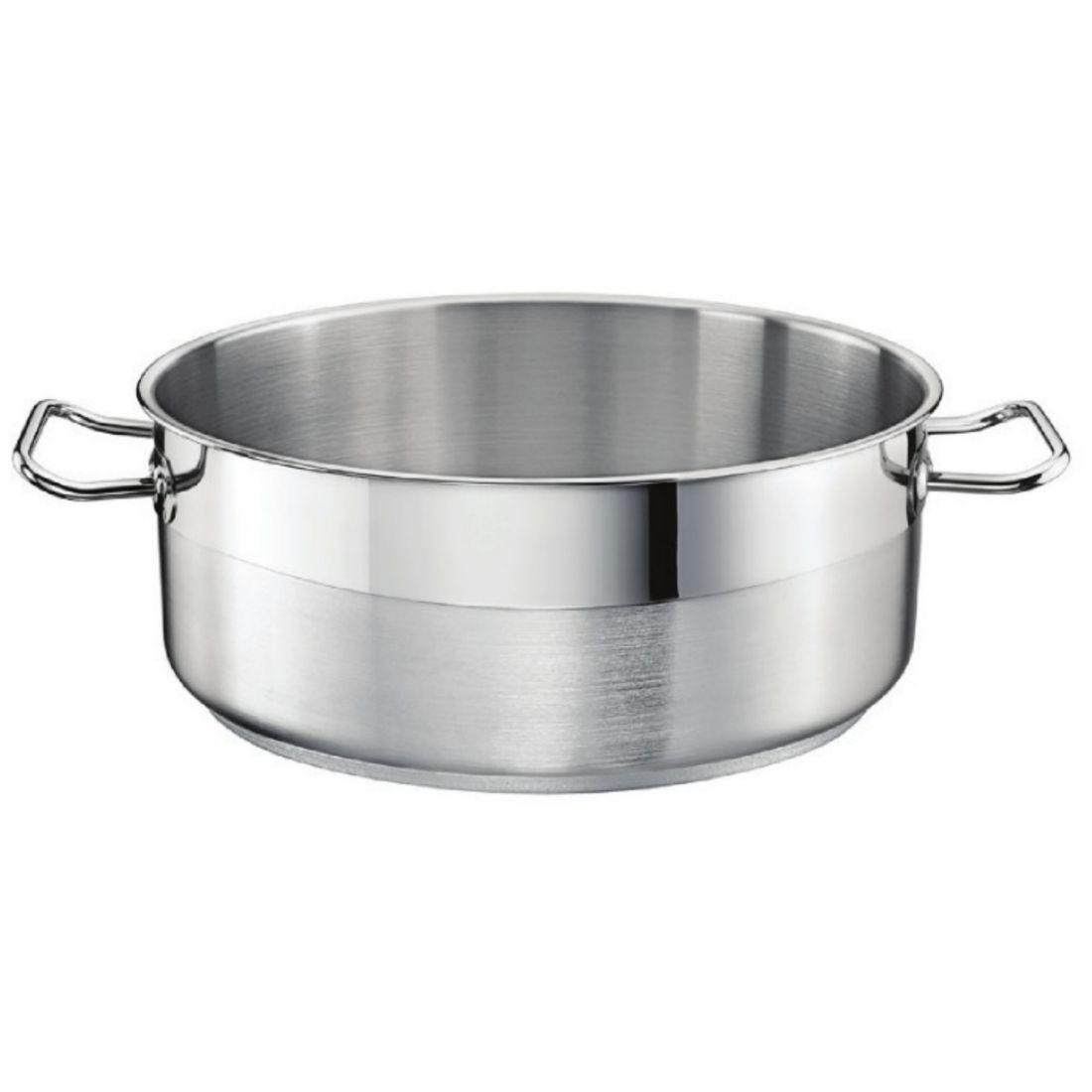 Hrnec nízký TOMGAST Silver 4,5 l