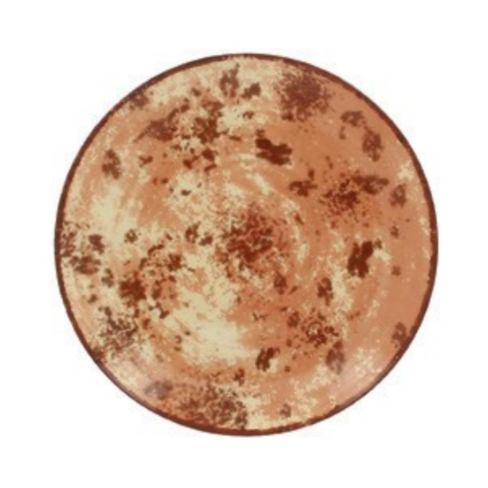 Peppery talíř hluboký 1900 ml, hnědý