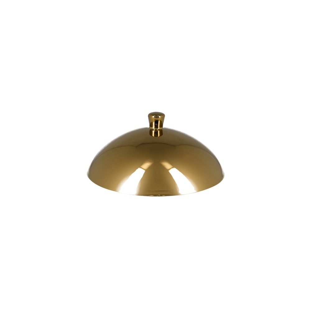 Metalfusion poklička pro talíř hluboký Gourmet pr. 13,6 cm, zlatá