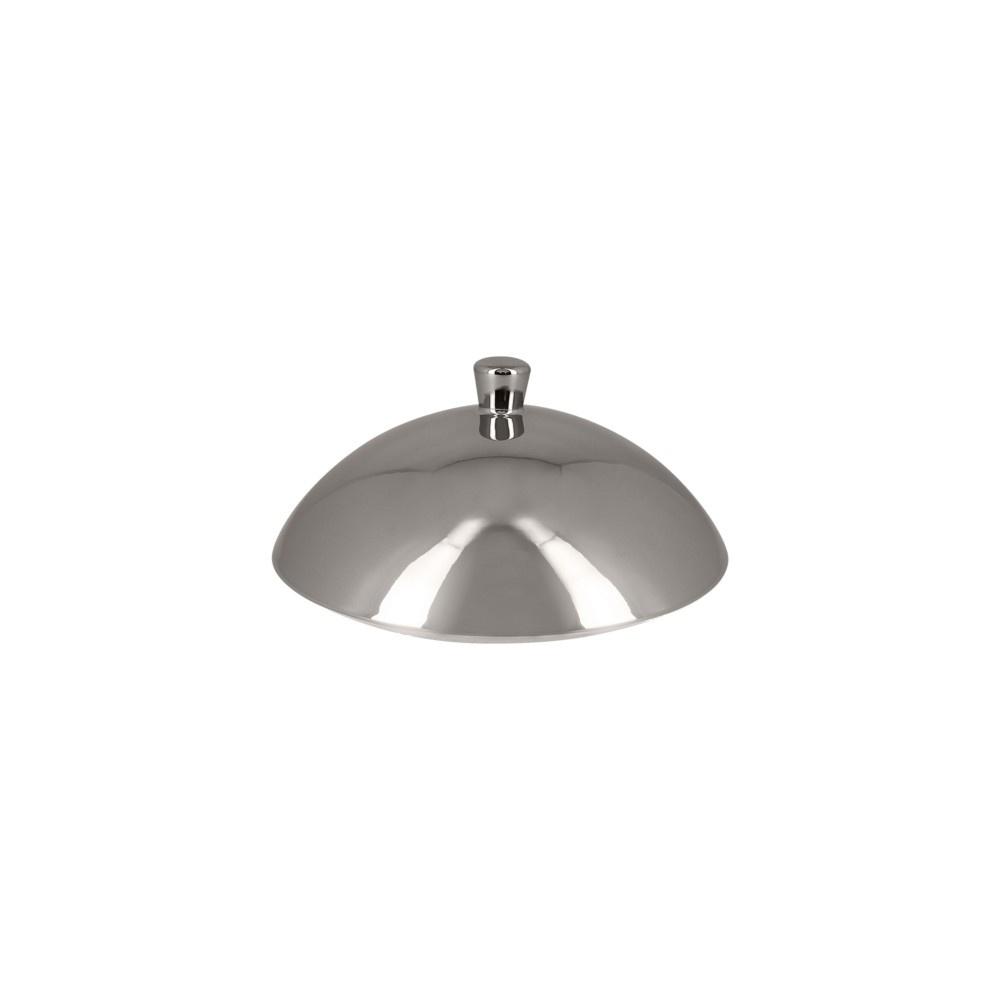 Metalfusion poklička pro talíř hluboký Gourmet pr. 13,6 cm, stříbrná