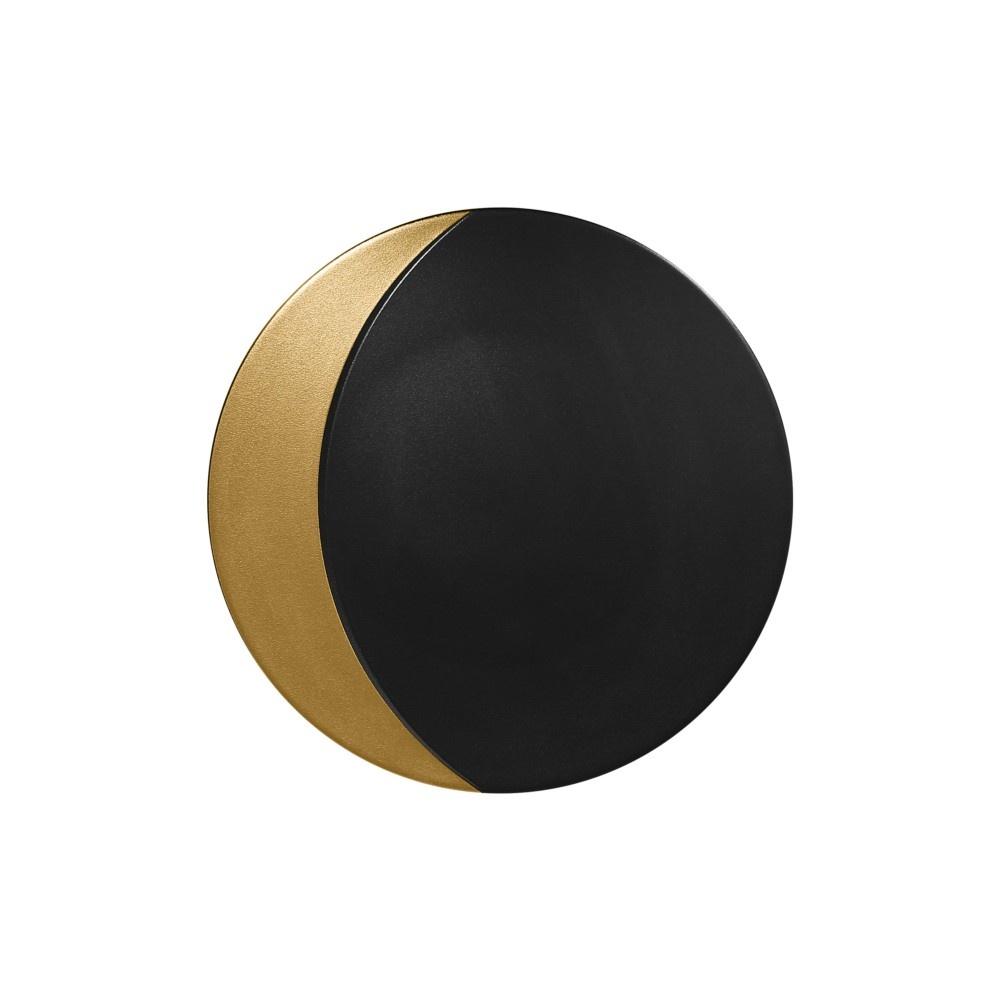 Talíř mělký Metalfusion 31 cm černo-zlatý