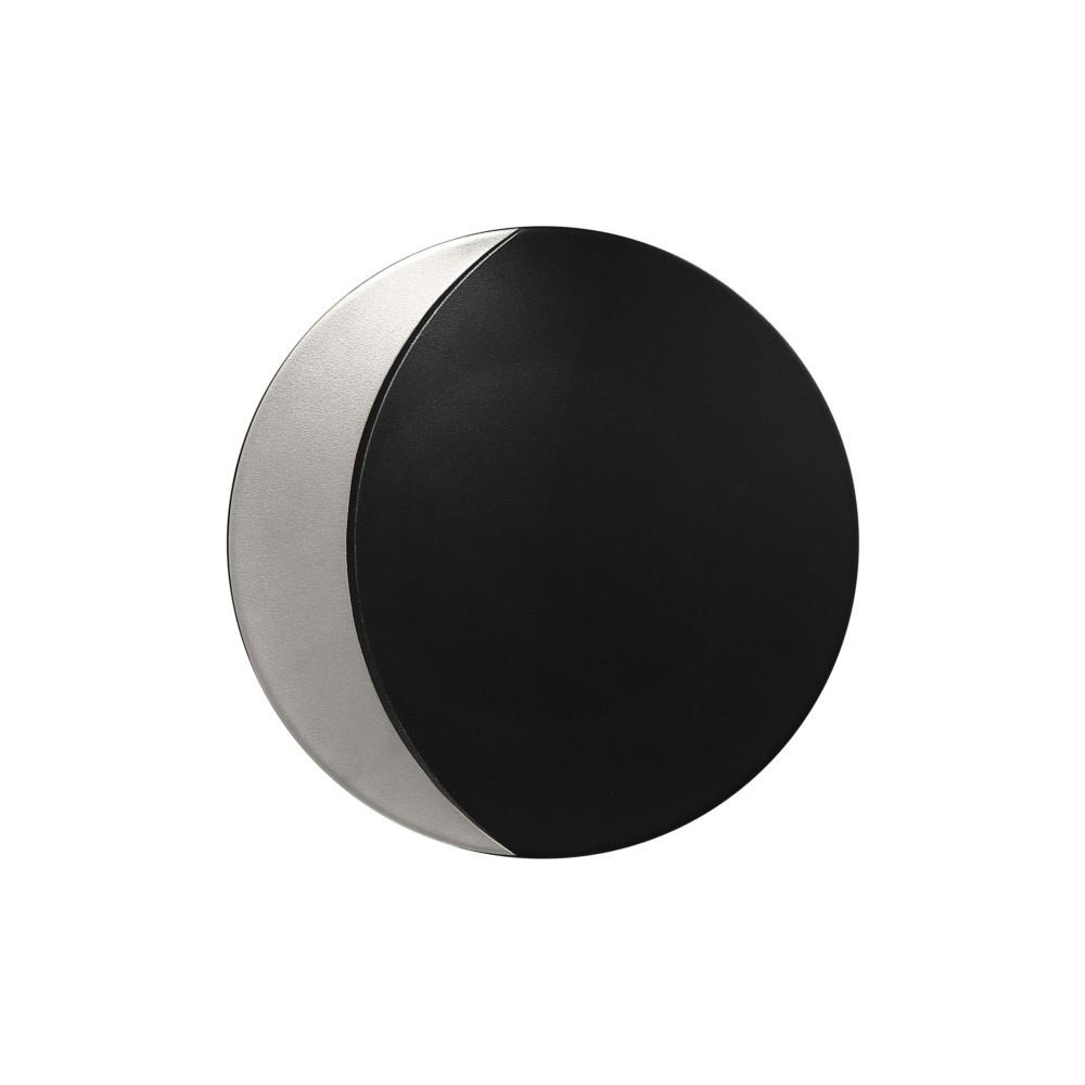Talíř mělký Metalfusion 31 cm černo-stříbrný