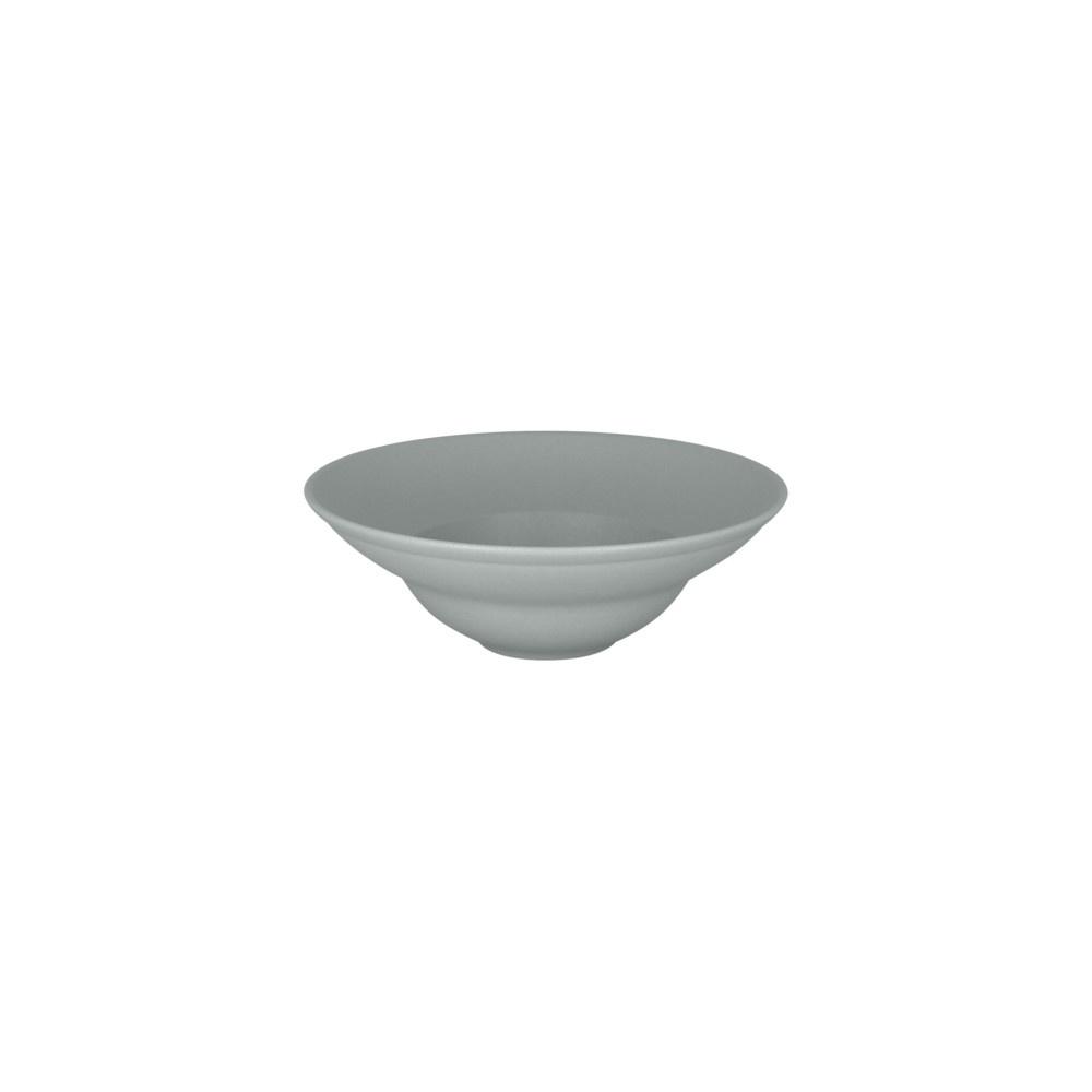 Neofusion Mellow talíř extra hluboký pr. 23 cm, šedý