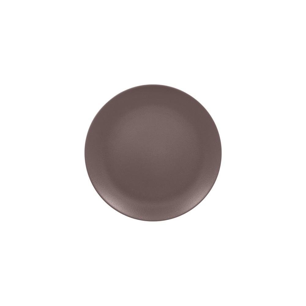 Talíř mělký Neofusion Mellow 24 cm hnědý