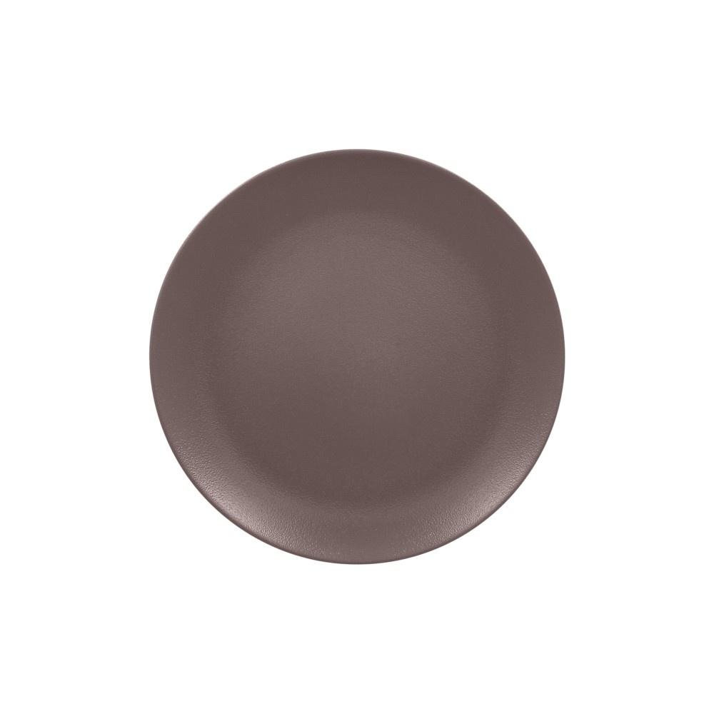 Talíř mělký Neofusion Mellow 31 cm hnědý
