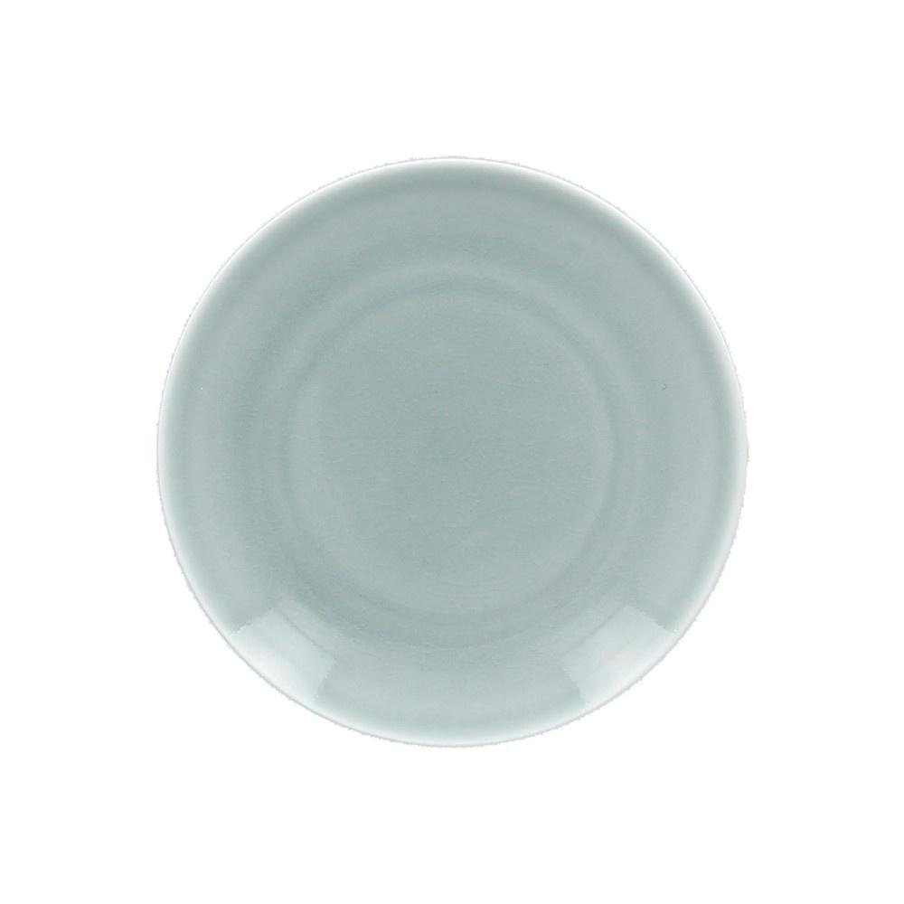 VINTAGE talíř mělký pr. 31 cm, modrý