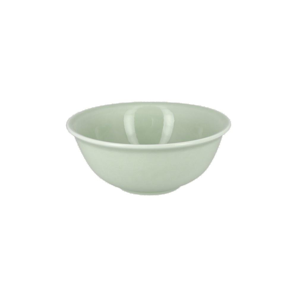VINTAGE miska na rýži pr. 16 cm, zelená