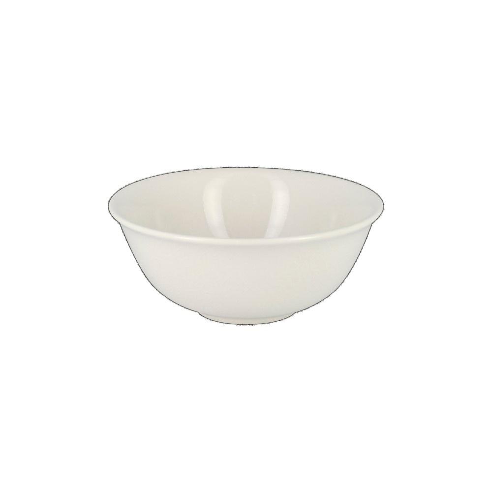 VINTAGE miska na rýži pr. 16 cm, bílá