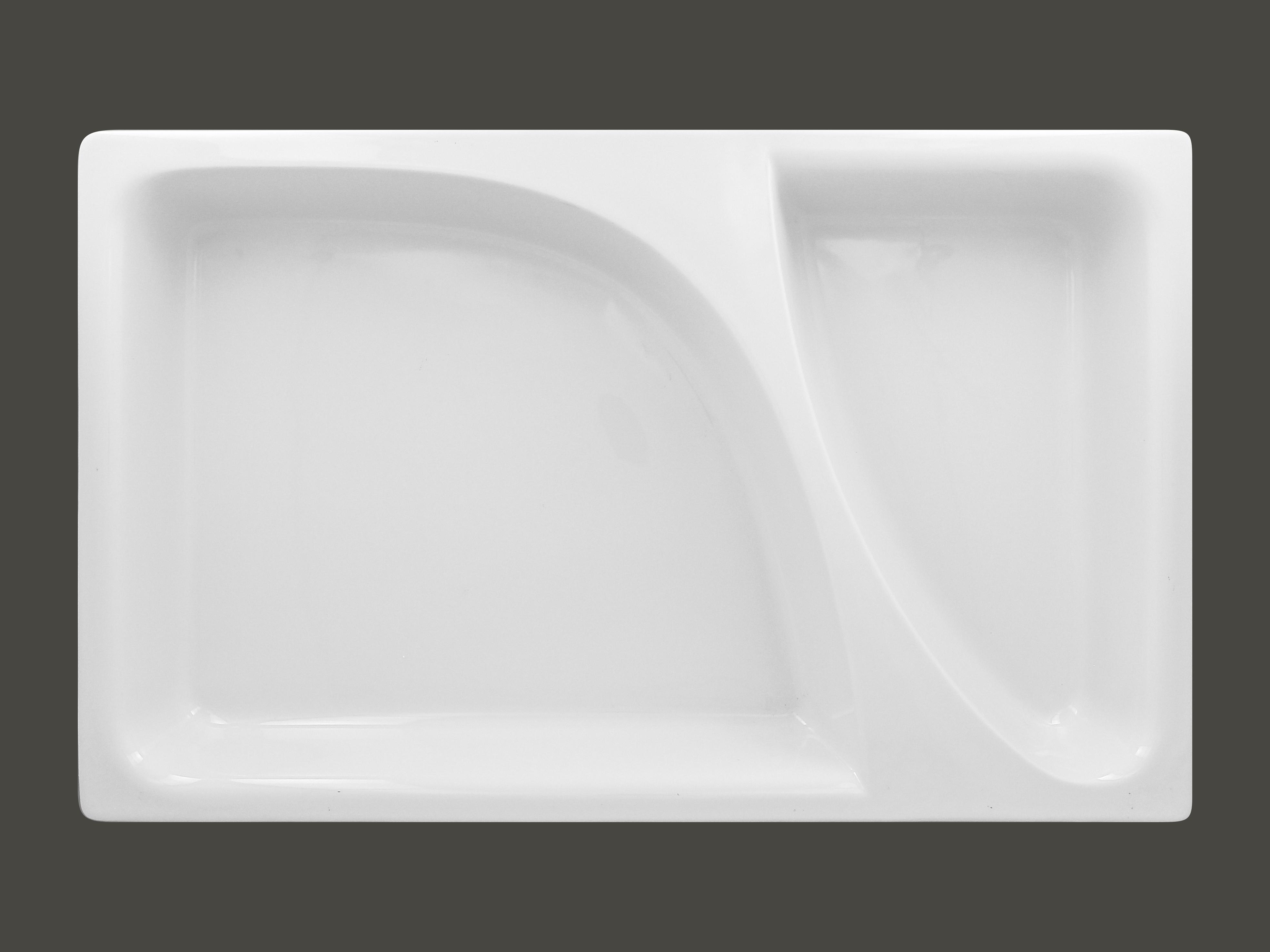 Gastro nádoba porcelánová Zamma Gn 1/1 dělená