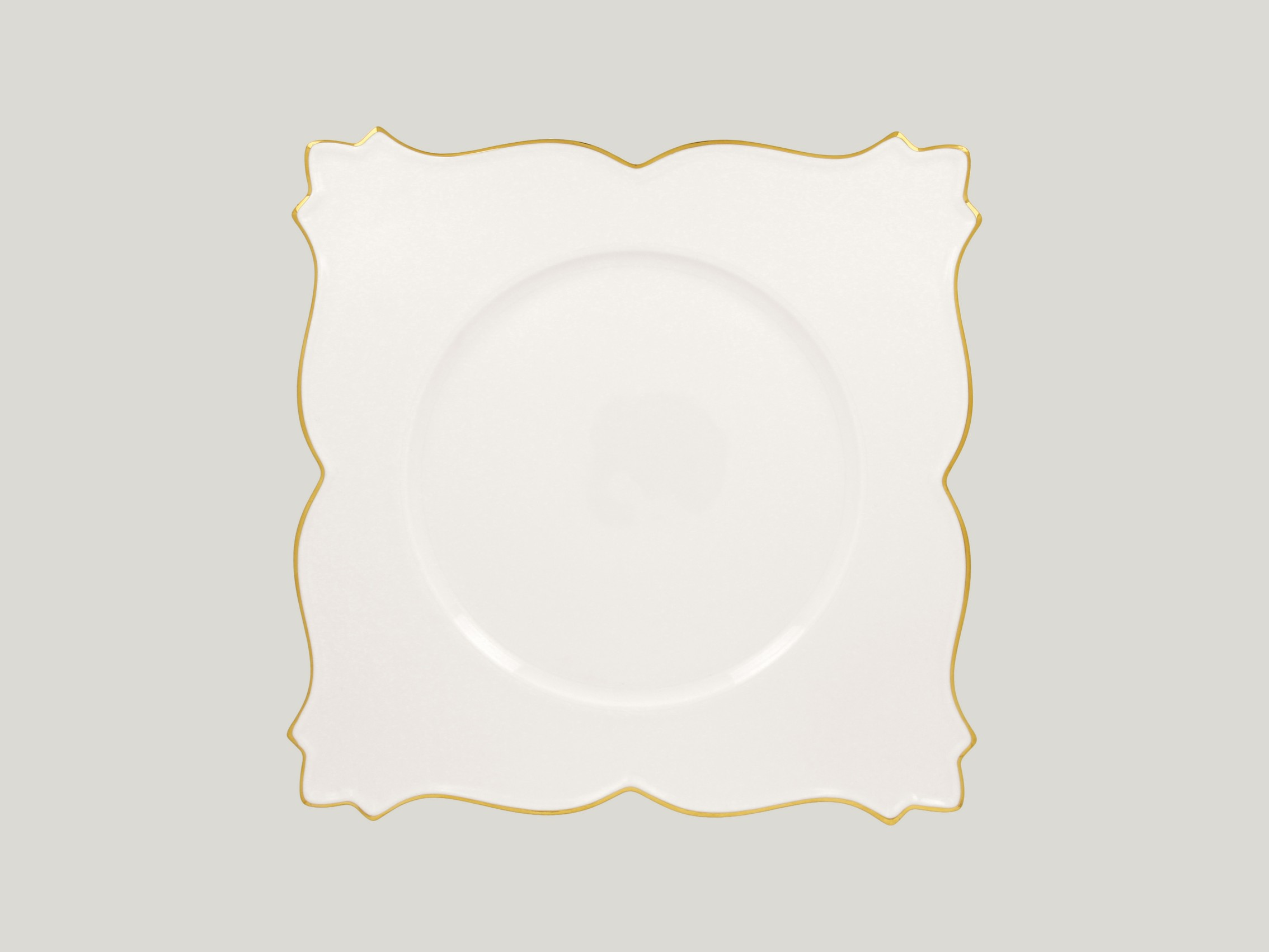 RAK Čtvercový talíř - King PURE
