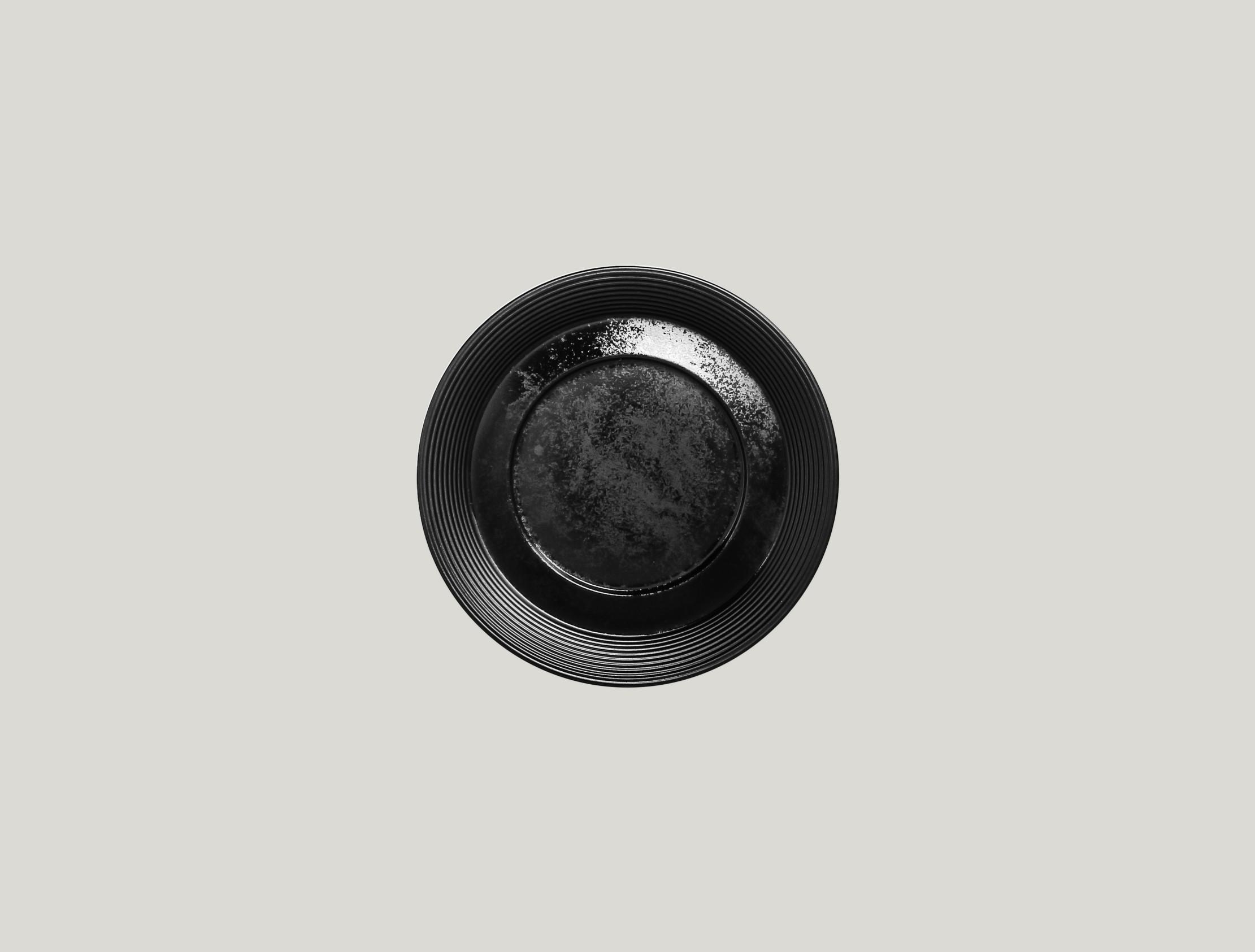 Edge podšálek pro misku EVCS35 19 cm - černá