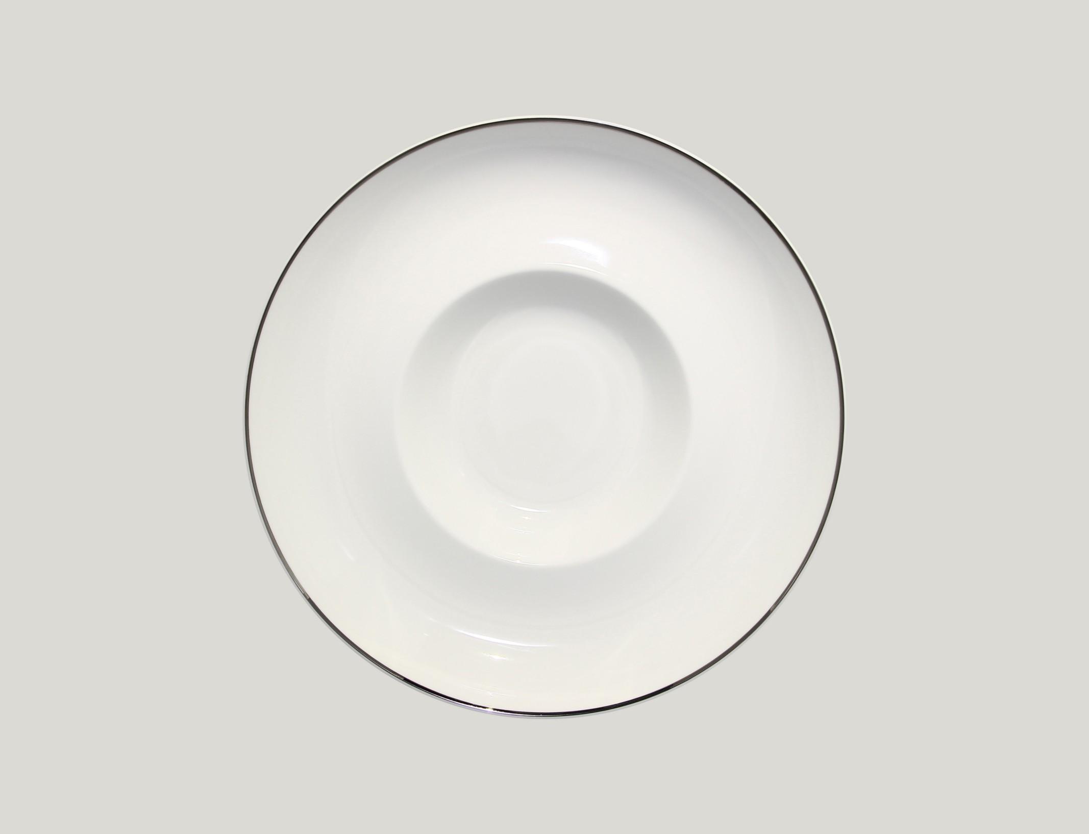 Gourmet Hluboký talíř - S PLATINOVOU LINII PLATINUM