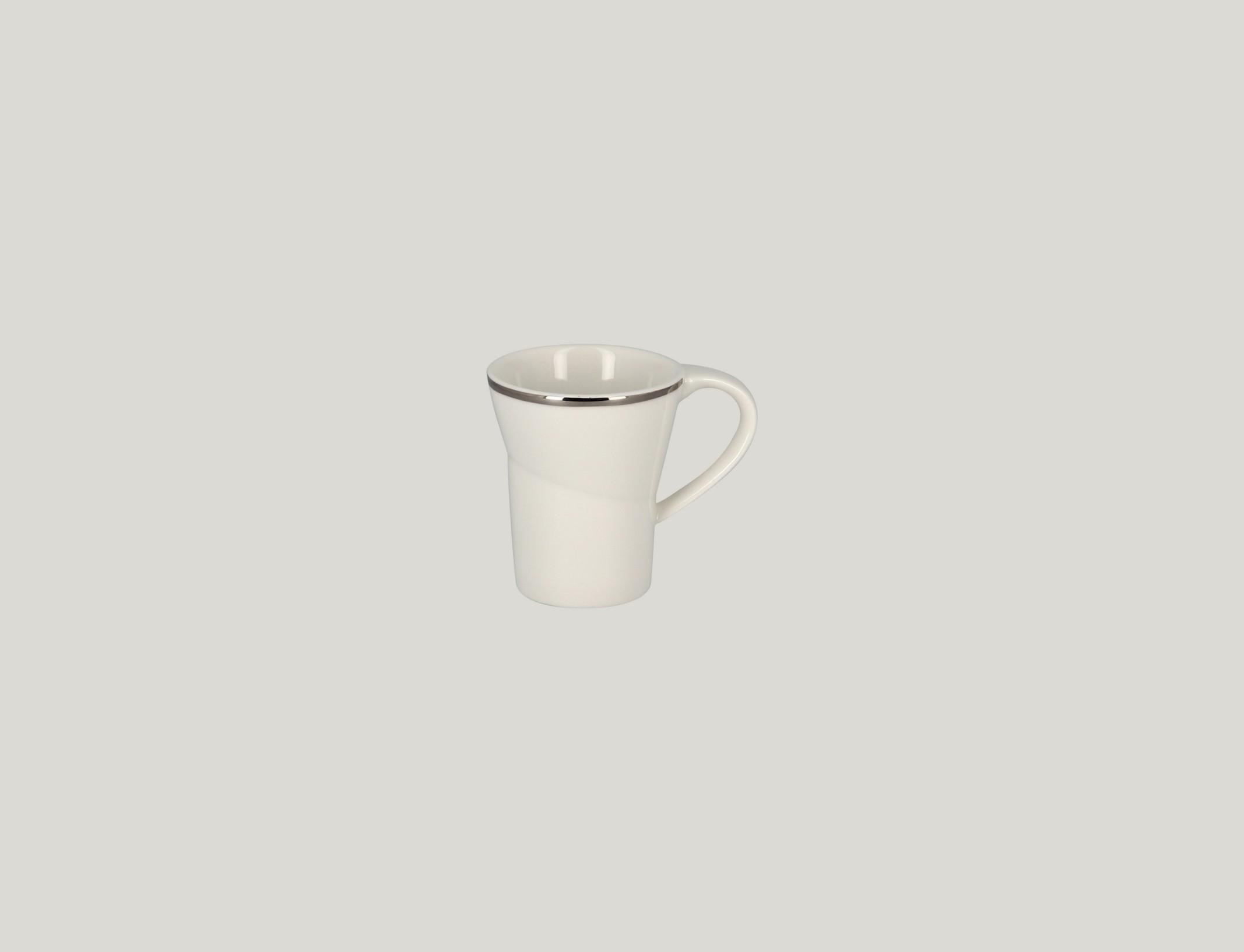 Šálek na espresso - S PLATINOVOU LINII PLATINUM
