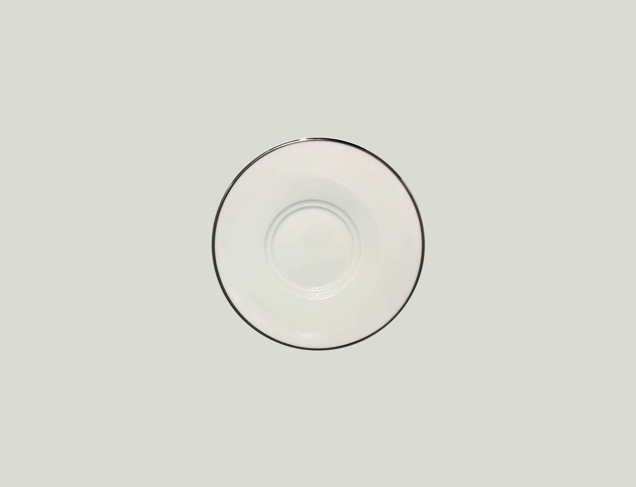 Podšálek pro GICU39/GICU29/GICU23 - S PLATINOVOU LINII PLATINUM