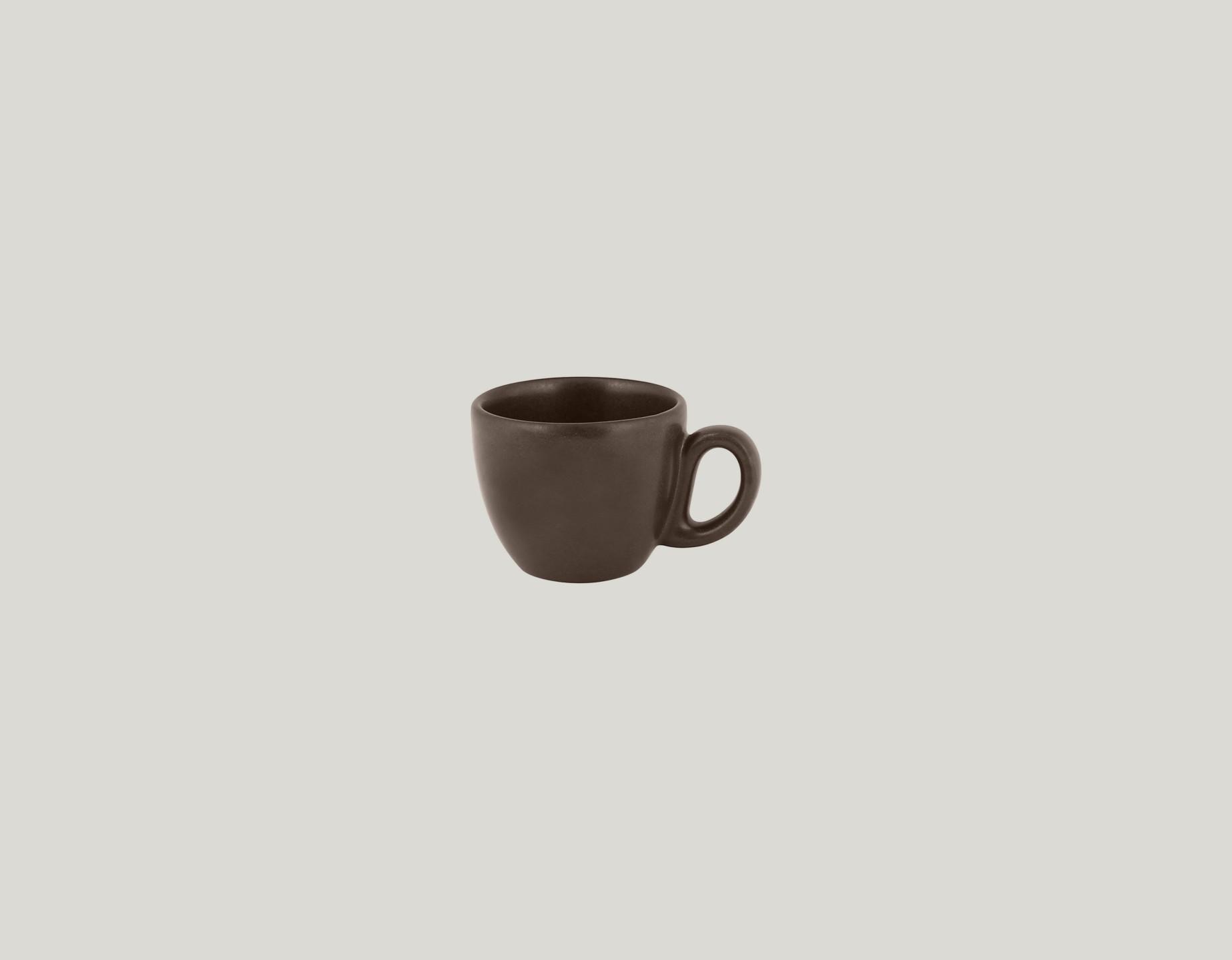 Šálek na espresso 8 cl - cocoa