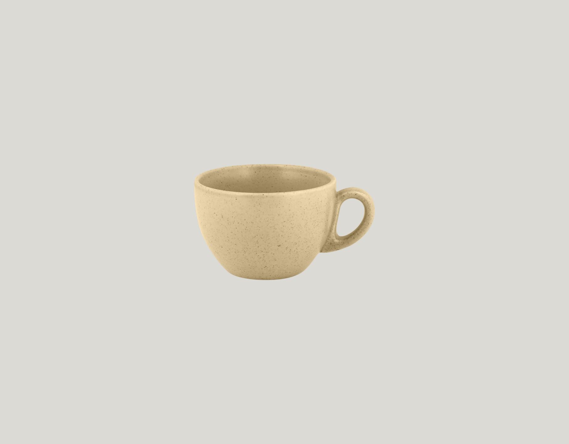 Šálek na kávu 23 cl - almond