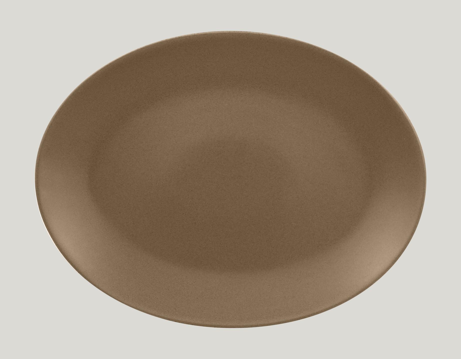Genesis talíř oválný- krust 36 x 27 cm