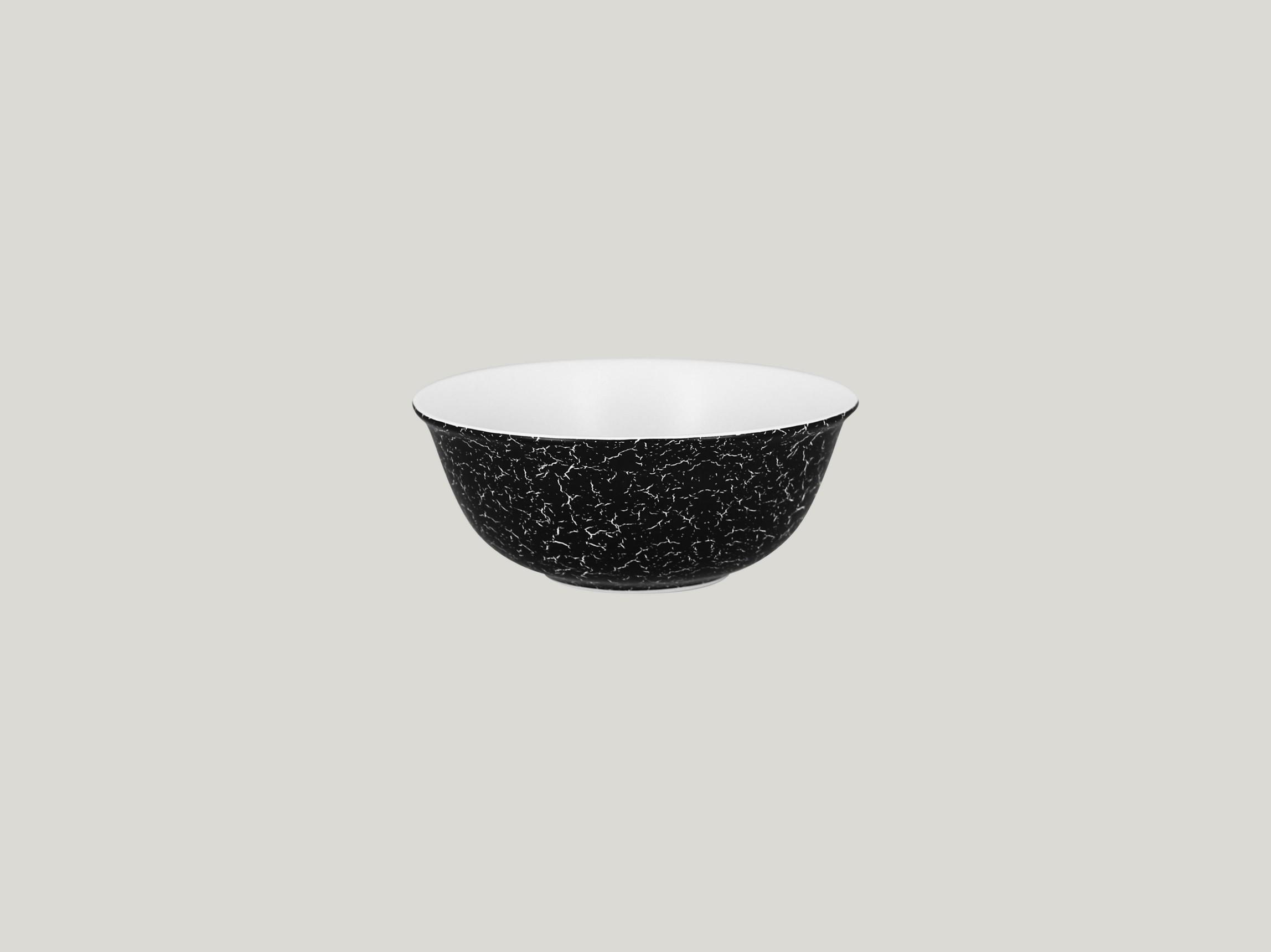 Miska na rýži 58 cl - černá