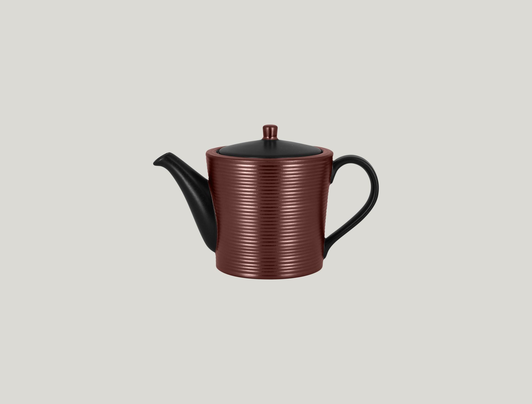 Konvice na čaj a víčko- bronze ANTIC