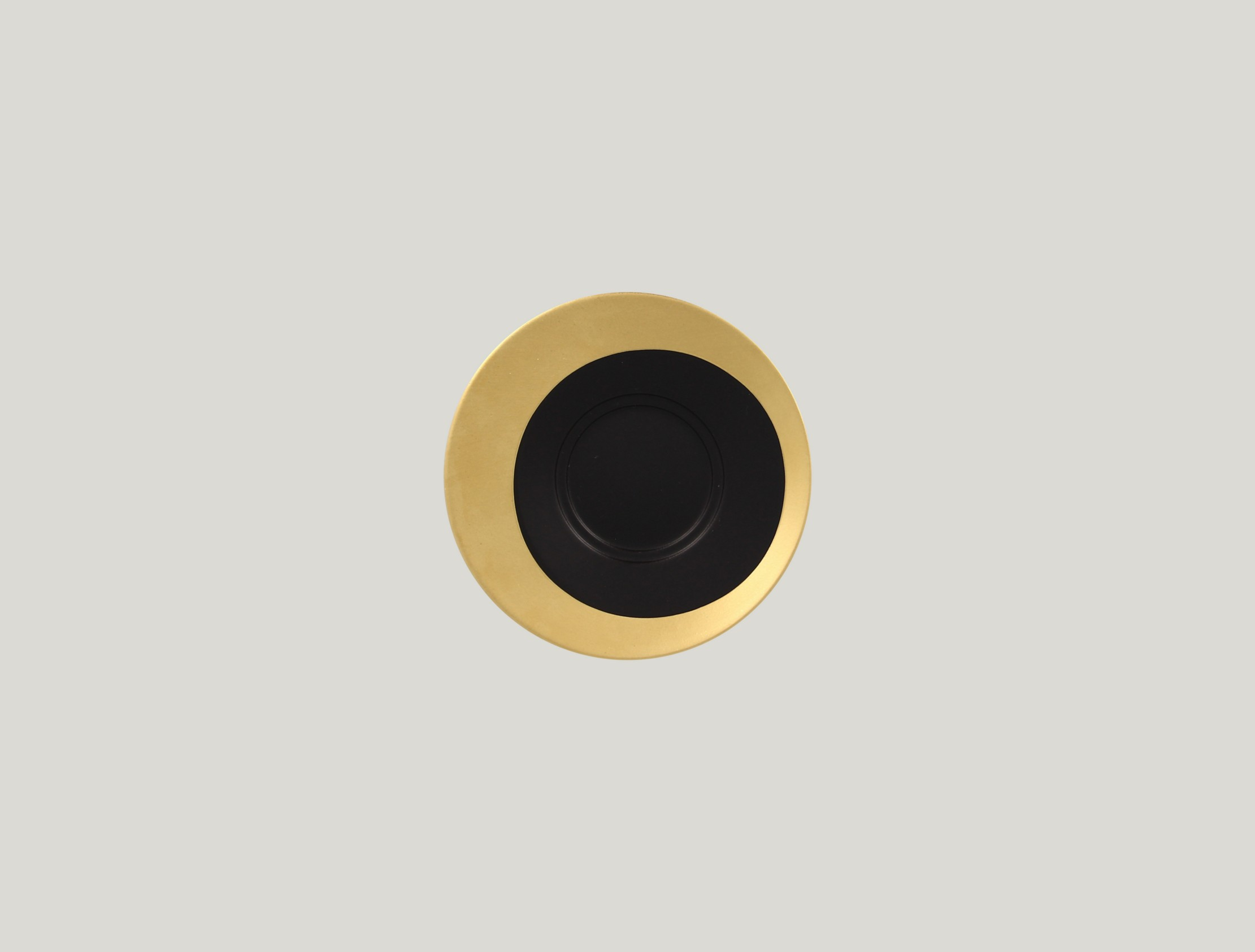 Podšálek - gold ANTIC