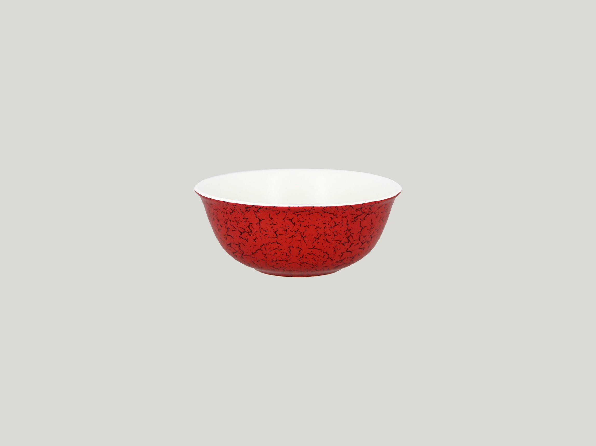 Miska na rýži 58 cl - červená