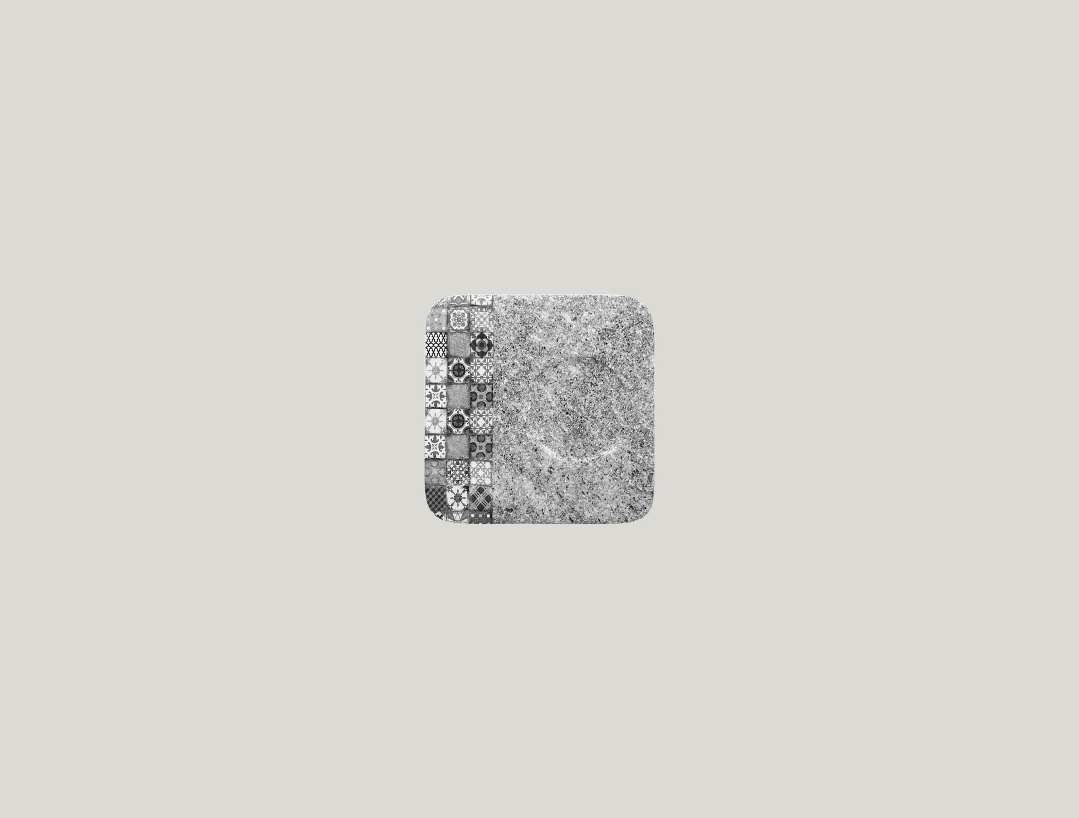 Podšálek pro šálek MSCU10/MSCU10M 12 cm - šedá
