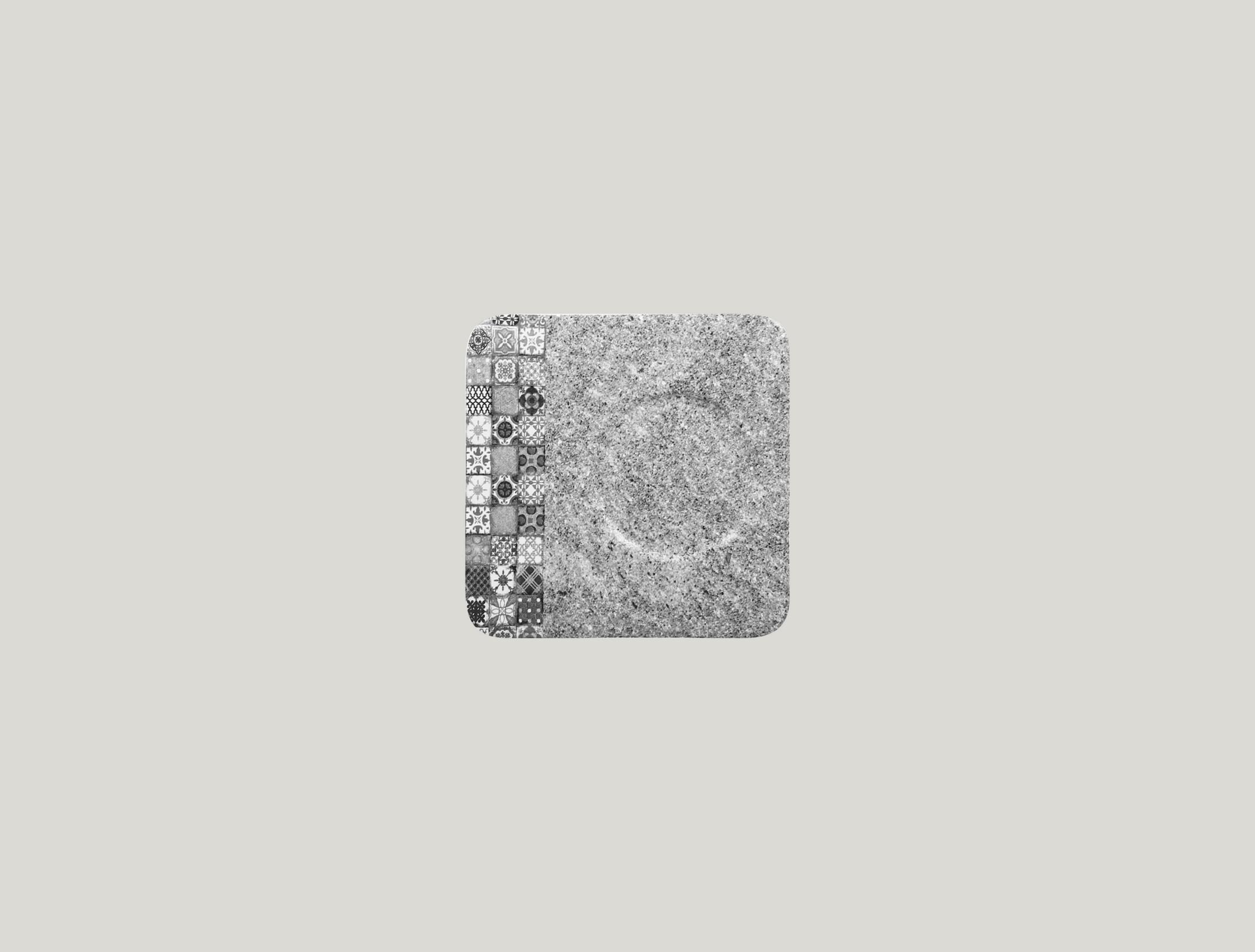Podšálek pro šálek MSCU17/MSCU17M 14,5 cm - šedá