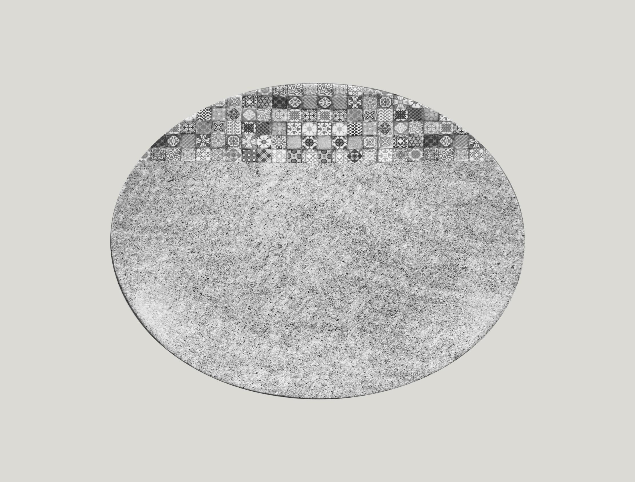 Talíř oválný 36 x 27 cm