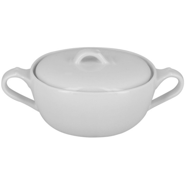 Anna mísa na polévku s víkem 250 cl