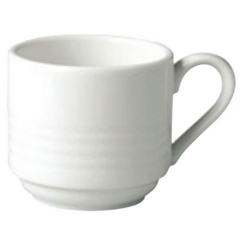 Šálek na espresso 9 cl - stohovatelný