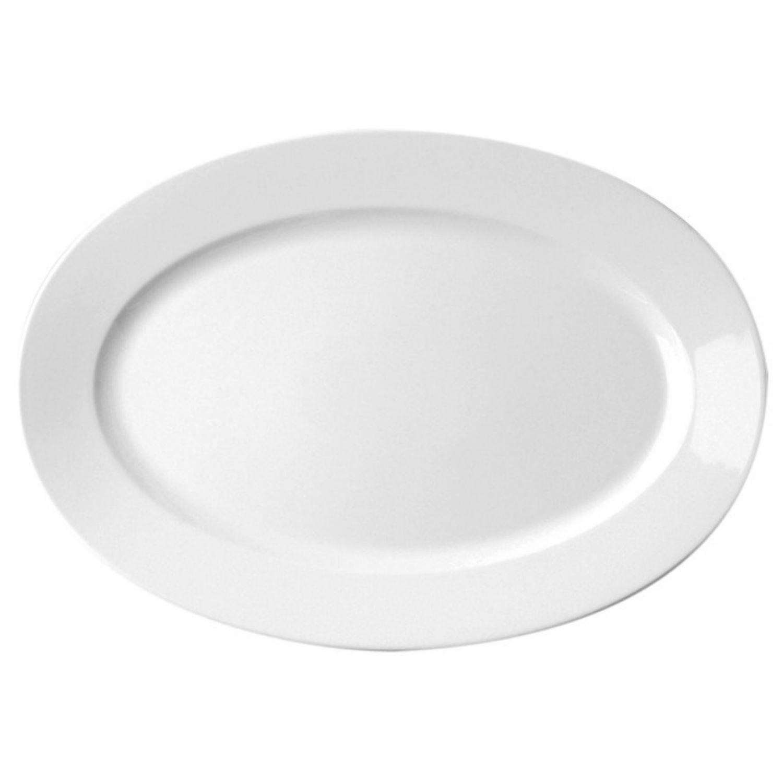 Banquet talíř oválný 26×18,4 cm
