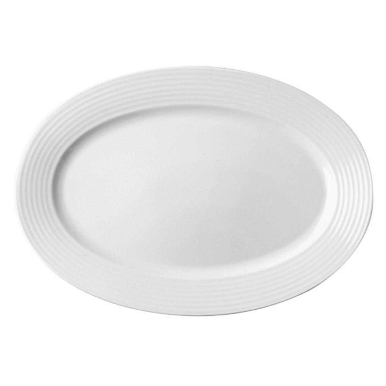 Rondo talíř oval pr. 32 cm
