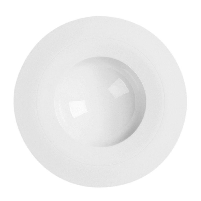 FineDine talíř hluboký 29 cm (linie White Gold)