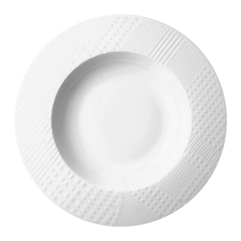 Pixel talíř 28 cm hluboký