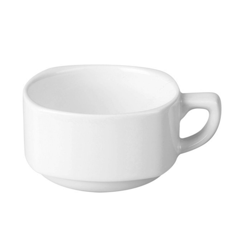 Šálek snídaňový na kávu a čaj 30 cl - stohovatelný