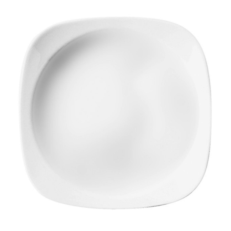 Ska talíř hluboký čtvercový pr. 21 cm