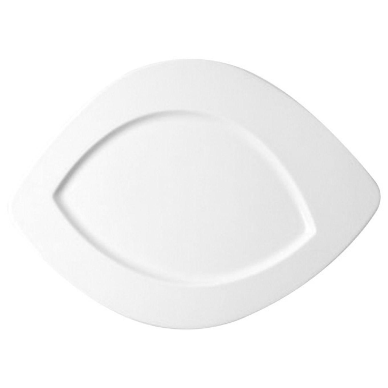 All Spice talíř oválný 35 cm Vanilla