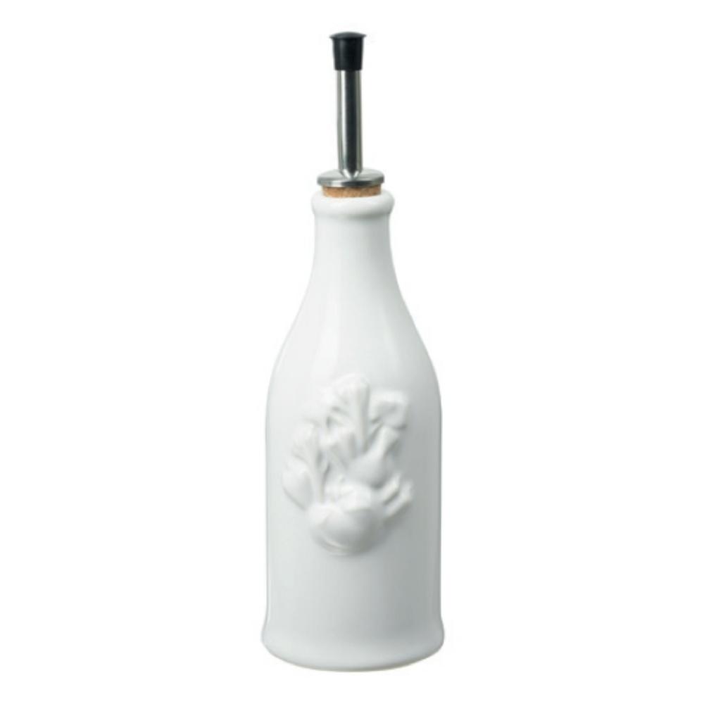 Dochucovací nádobka vinegar 250 ml, bílá