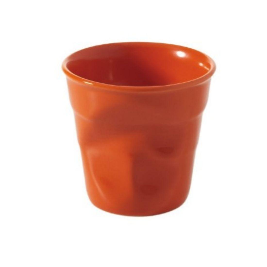 Porcelánový kelímek na espresso 80ml Froissés