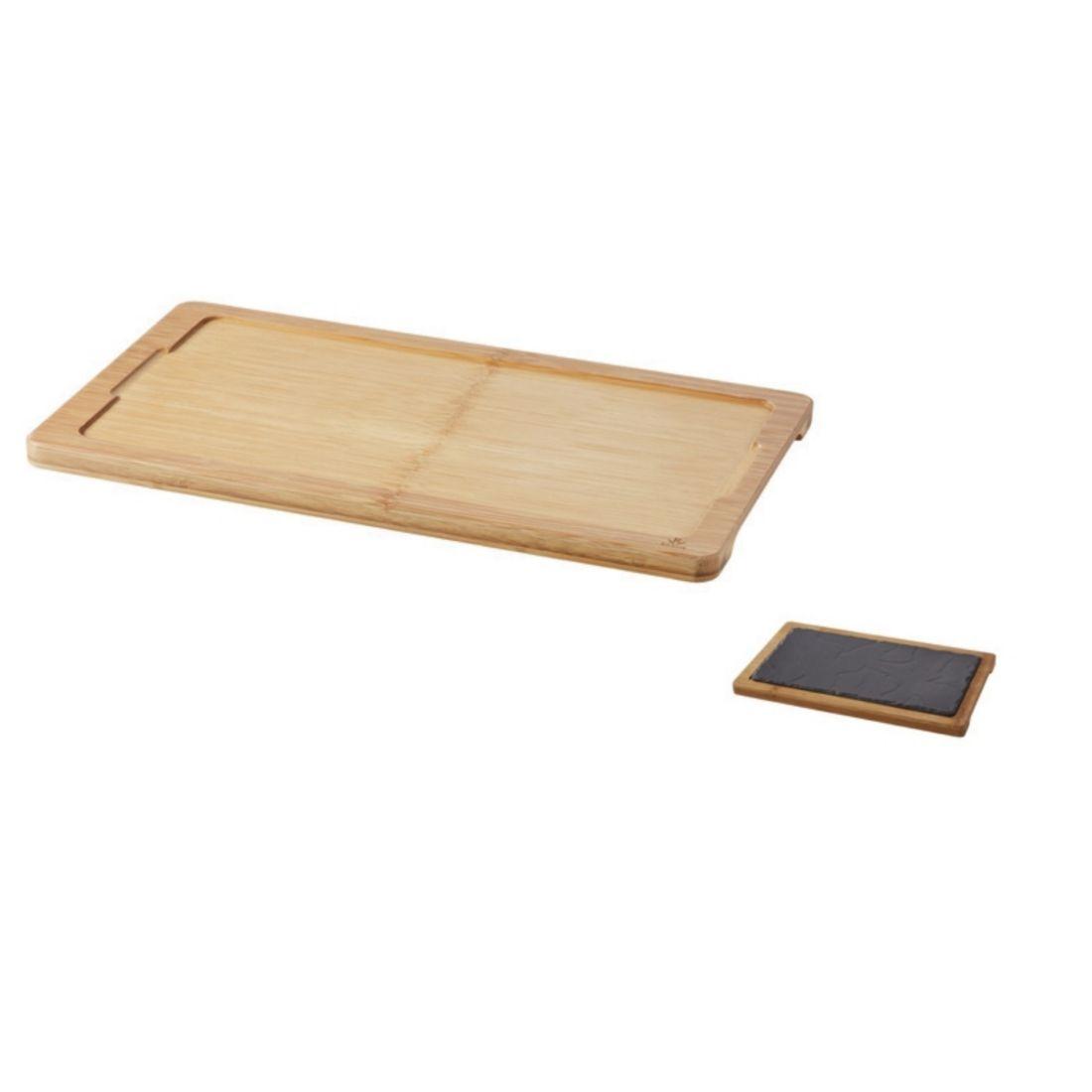 Podnos bambusový pro REV-646120 a REV-640605