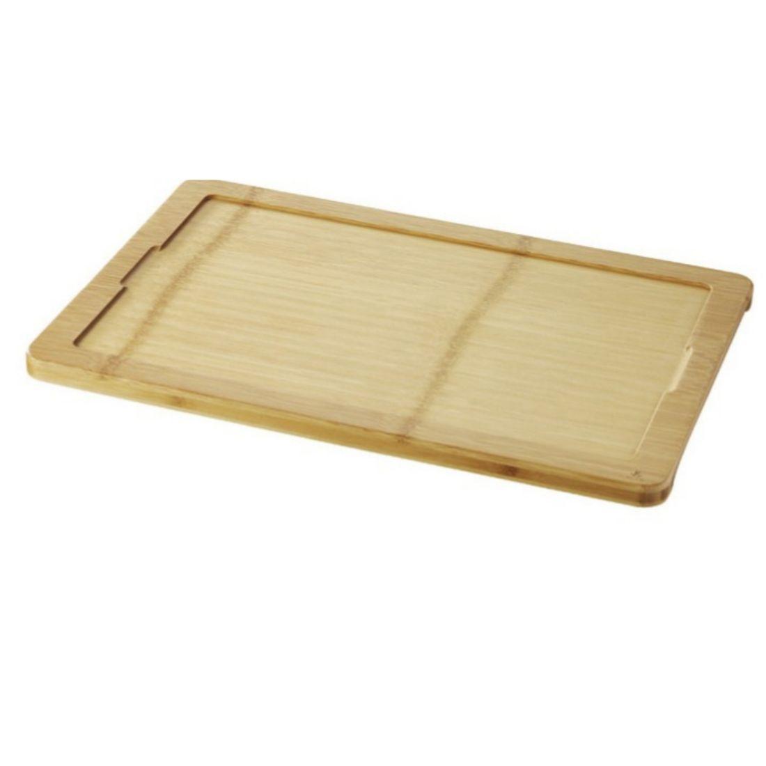 Bambus Servírovací talíř pro Basalt 46x30cm