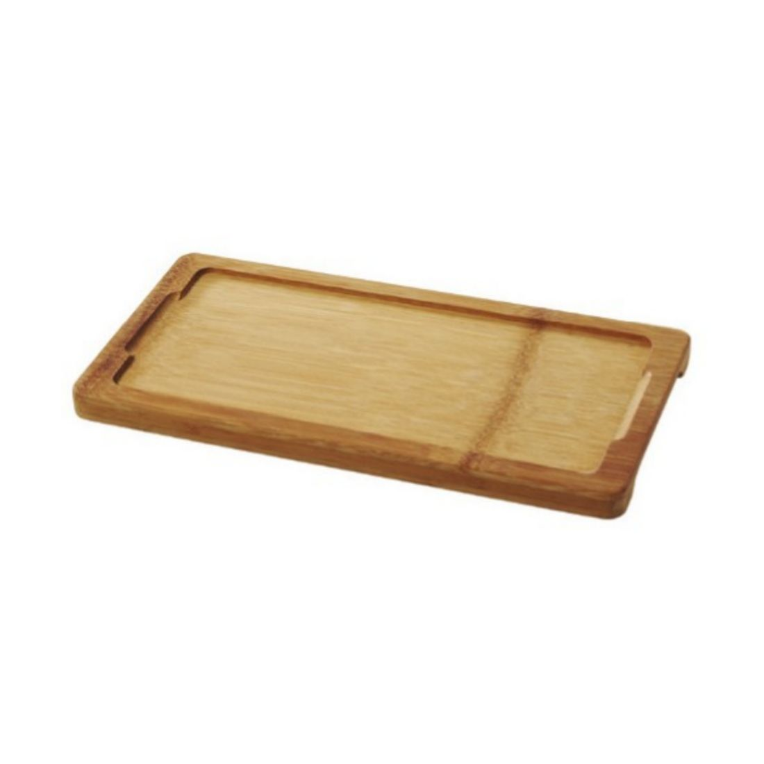 Bambus Servírovací talíř pro Basalt 28,5x15cm