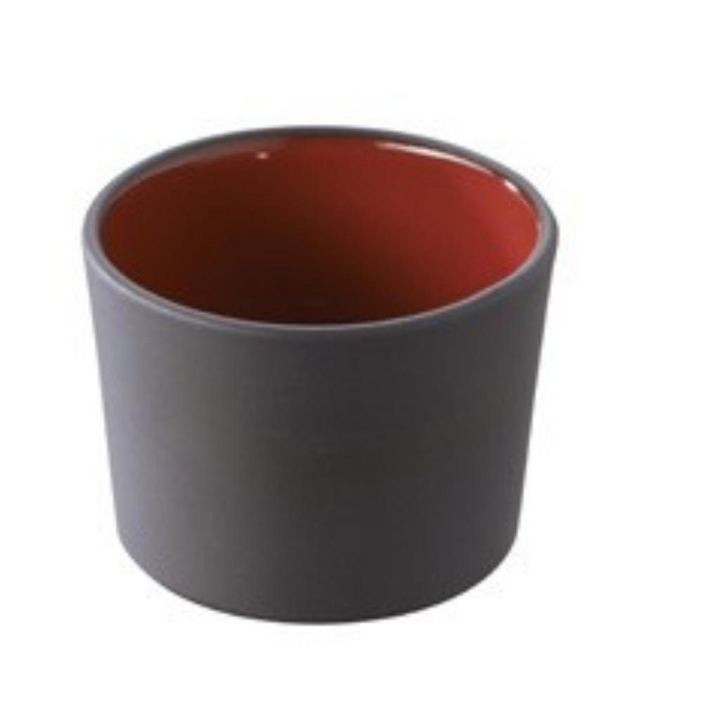 Pohárek Solid 150 ml červený