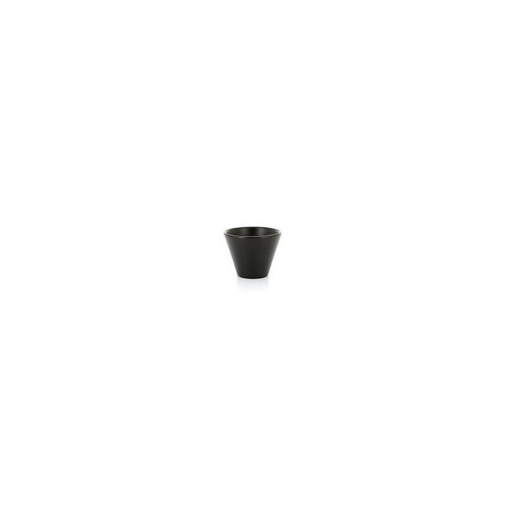 Equinoxe hrnek 10,5 cm, 250 ml, černý