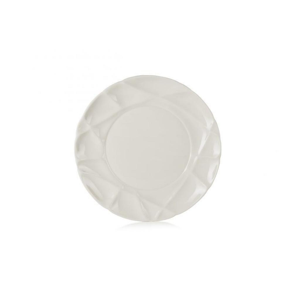 Succession talíř 23 cm bílý