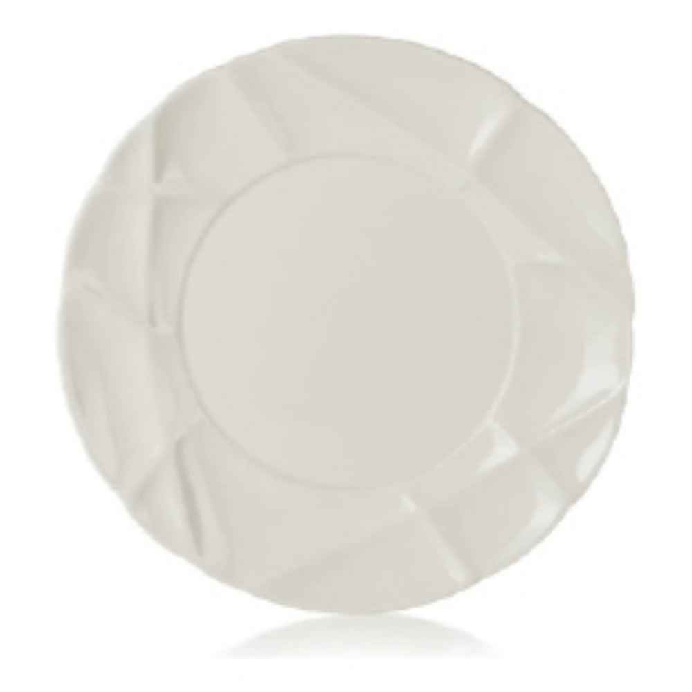 Succession talíř 21 cm bílý
