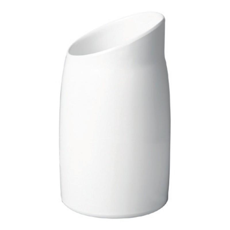 Nádoba na dresing melaminová bílá 1 l