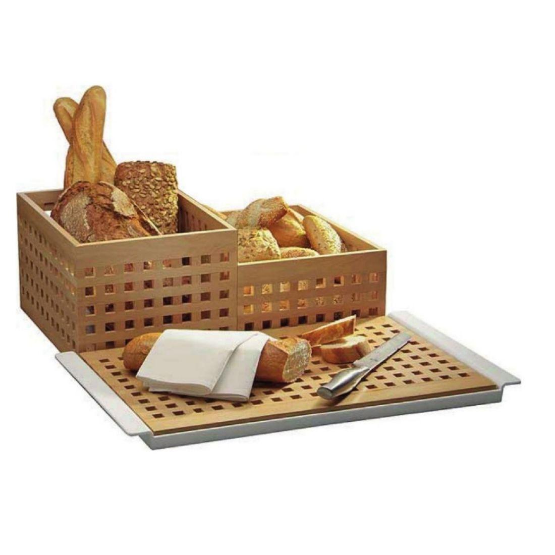 Košík dřevěný